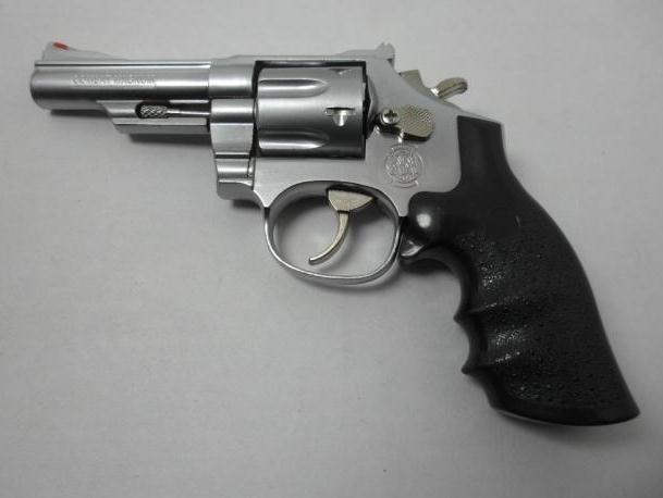 1/2.5 metal high simulation handgun M29 revolver gun police toy pistol gun model(China (Mainland))