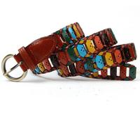 ON SALE 2014 Hot Selling Fashion Genuine Leather Strap Female cowskin Belt Women's Belt FREE SHIPPING