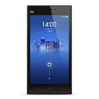 New 5 inch Original Xiaomi Mi3 Quad Core Qualcomm Snapdragon 800 2.3GHz smart phone WCDMA 1920x1080 13MP GPS+NFC+WIFI