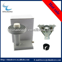 High Gain 70dB Low Noise 0.1dB Universal Ku Band Prime Focus LNB for Poor Signal Areas Using