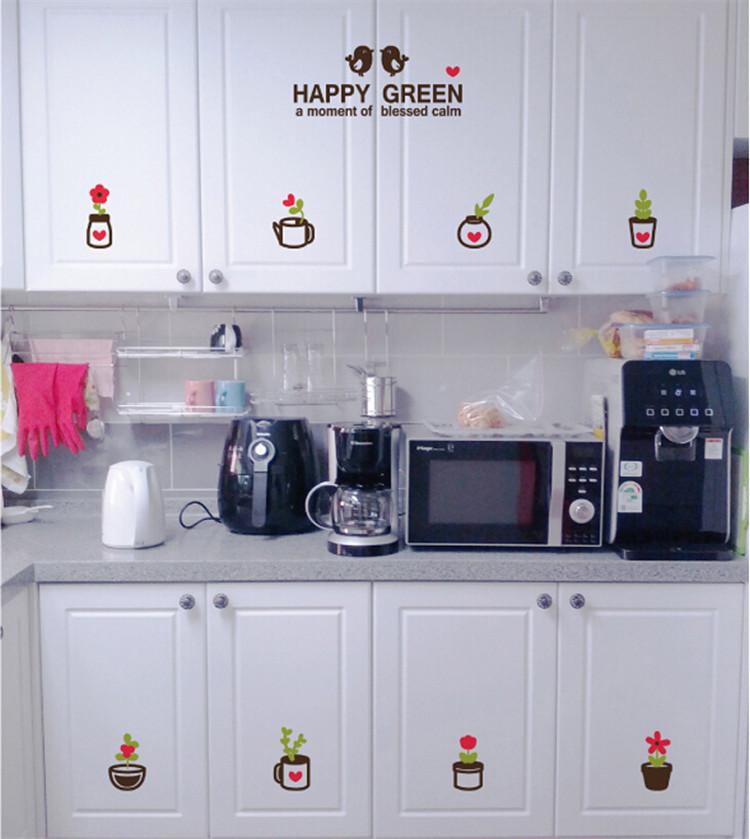 Online kopen wholesale diy keuken decoreren uit china diy keuken decoreren groothandel - Decoratie kleine keuken ...