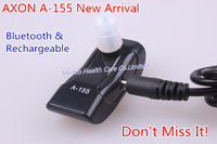 2014 New arrival  AXON A-155 Bluetooth Rechargeable sound amplifier new BTE Hearing aids free shipping