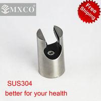 Free Shipping Stainless Steel Head Holder Hand Held Shower Bracket Holder For Bathroom Slide Bar
