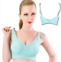 Women vest no rims sports bra yoga bra push up Seamless underwear S/M/L 5 colors wholesale 5pcs/lot quality fitness clothes