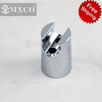 Free Shipping Chrome Plated Head Holder Hand Held Shower Bracket Holder For Bathroom Slide Bar