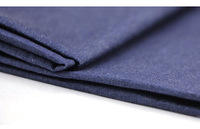 Free shipping   Denim fabric / clothing fabric  Width is 150cm