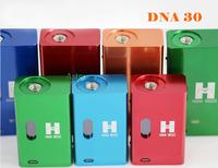 Hana Modz V3 DNA 30 Mod 30W DNA30 Mod Electronic cigarette Version 2400mah Dna 30