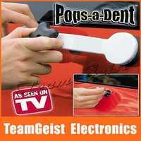 1sets Pops a Dent DIY Car Dent Repair Removal Tool Car Kit Dent Glue Gun As Seen On TV car Dent & Ding repair toolsFree Shipping