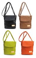 New Candy Women Lady Shoulder Vintage Bag Satchel Messenger Handbag Tote Cross Body Free Shipping