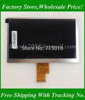 "LCD Display 7"" Megafon Login 2 MT3A Tablet 40P LCD Display Screen Panel Matrix Digital Replacement Free Shipping"