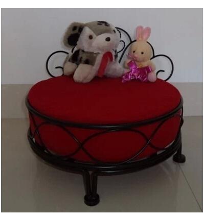 , wrought iron pet beds, pet dog kennel dog bed supplies Pet nest cat nest spot + 9697(China (Mainland))