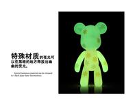 200 pcs/lot Genuine Gloomy Bear MOMO bear 8.2cm 3 inch pink Luminous bear originality action figures free shipping