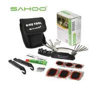 free shipping bicycle toiletry tool kit road mountain bike ride repair tool tire repair tools  multifunction Portable Tube Bag