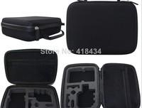Middle size Camera Accessories collection box for GoPro Hero 3+/3/2/1 Gopro Case Large For Gopro Hero3+ Hero3 Hero2 Gopro Bags