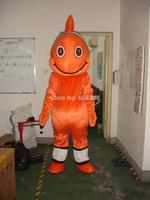 Professional New Nemo Fish Mascot Costume Fancy Dress Adult Size