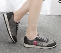 Hot sale Women sports shoes breathable mesh casual shoes, high quality mowen's jogging shoes classic popular canvas shoes D003