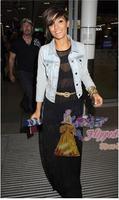 2014 New Hot fashion women long sleeve Slim denim jacket short light-colored jeans jacket G8533