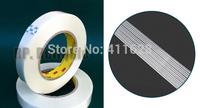 1x 10mm*55M Original 3M  Strong Strength Fiber Fiberglass Tape, Hi-temp Resist, for Appliance Wood Metal Box Packing Fasten 8915