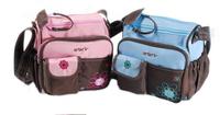 Nappy changing Baby Bag Small Multi-functional maternity bag for mom women bolsa maternidade stroller bag 4 color JF238