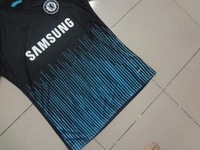 2015 Chelsea  jersey  away  with Brand Logos premier league football soccer jersey  Thai quality aaa,Mixed order.
