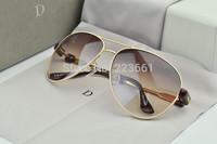 High Quality 2014 fashion ladies sunglasses Polarized italy luxury brand designer vintage 2878 sunglasses for men women driving