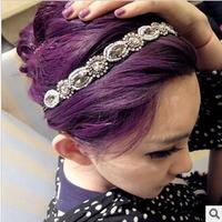 Free shipping 2014 Fashion Women Jewelry Headbands For Girl Bling Hair Accessories Headwear