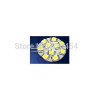 LED G4 light;100pcs 5050 SMD LED;3W;DC12V input