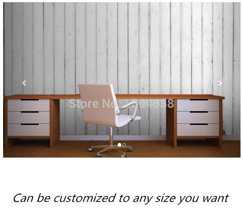 Versandkosten frei benutzerdefinierte 3d for Holz tapete schlafzimmer