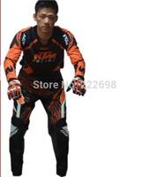 High Quanlity     KTM Cycling shirt+ pants/Offroad shirt + pants/KTM motocycle pants +shirt w-1