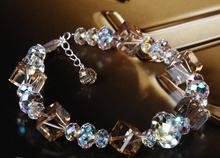 cheap charm bracelets swarovski