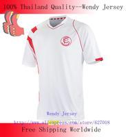 Pre Sell A+++ New Spain Sevilla Blouse 14 15 Thai Seville 2014 2015 Home Soccer Jersey Futbol Sweatshirt Camisa