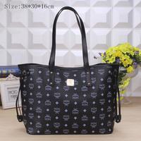 2014 new Korean female hand bag shoulder mc bag printing factory outlet handbags m026