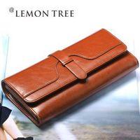 new 2014 100% genuine leather wallet women wallets purse women clutch bag female fashion cowhide high quality bolsas femininas