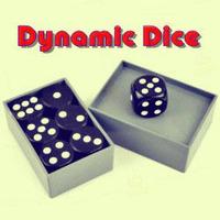 Dynamic Dice - trick, Free shipping, dice magic Magic trick classic toys