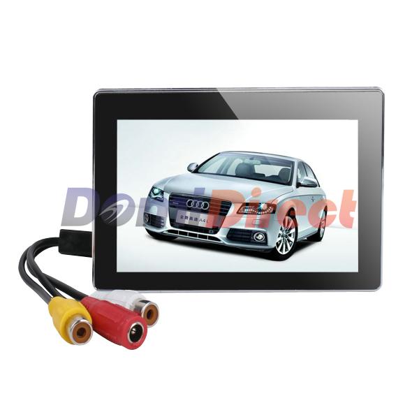 Автомобильный монитор 4.3 TFT LCD DVD автомобильный монитор 7 tft lcd 2