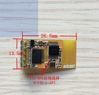 AUG397 / PL1167 wireless module/compatible LT8900 firmware development information and serial port