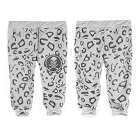 Korean Design Fashion Boy Sport Pants New Skull Pattern Casual Male Capri Pants Hip Hop Free shipping Hot Sale Size 28-34