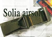 BlackHawk CQB Rescue Riggers Tactical Rappelling Belt 30-41 belt 41CQ01 Green