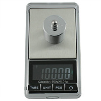 2014 freeshipping time-limited new scales luggage scale weighing 500g x 0.01g precision weight ounce oz gram lcd display