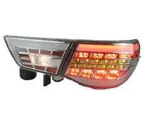 eCityBuy 2012-2013 Toyota Reiz LED Tail Lights Assembly,LED Brake Lights, LED Driving Lights