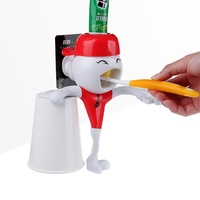 Automatic toothpaste dispenser fashion birthday gift for girl friend and baby diy toy for boys and girls child gift graduation