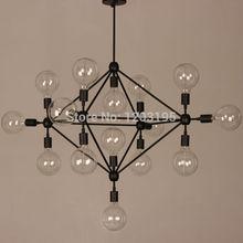 glass ball pendant light price