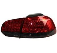 eCityBuy 2009-2012 Volkswagen Golf 6 LED Tail Lights Assembly,LED Brake Lights, LED Driving Lights