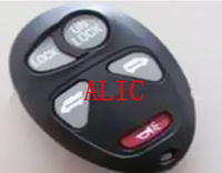 high quality Buick 5 button Remote Keyless Entry 315 mhz with free shipping