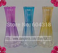 free shipping 10pcs/pack 8ml mini perfume bottle liquid refillable Bottles spray snowflake bottom perfume essential oil bottle