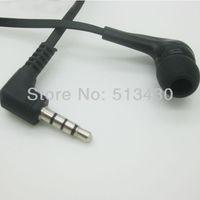 50X Walkie talkie In-ear earphone for Yaesu 2R Vertex-10 VX-300 VXF-1 VX-410 VX-420 earbud headset microphone for two way radio