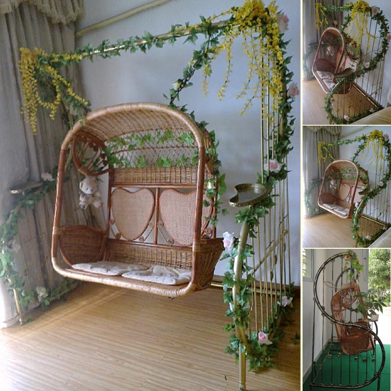 Groothandel indoor rieten stoelen kopen indoor rieten stoelen partijen uit china indoor rieten - Leuningen smeedijzeren patio ...