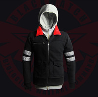 Autumn High quality PROTOTYPE unisex zipper Sweatshirt jacket hoodie hoody coat