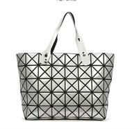 Fashion New8*6 Plaid Glitter Bling Women Messenger Shoulder Bags Handbags Lady Clutch Bag for Evening bao bao issey miyake BG017