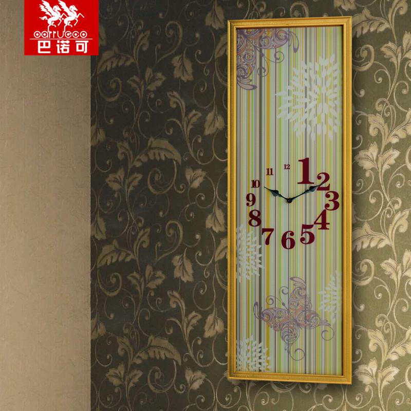 Barnes & Noble can watch the creative art of modern fashion decorative wall clock silent clock shipping CM2008(China (Mainland))